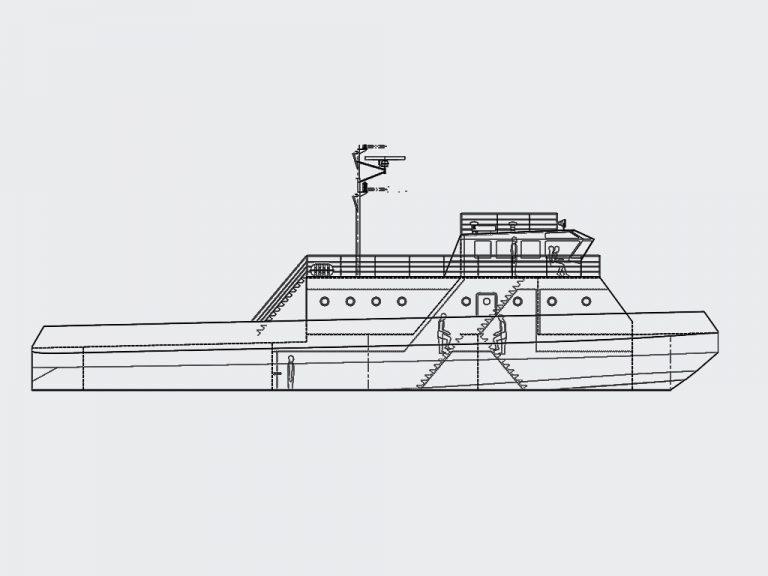 Fast Crew Boat / 32 M