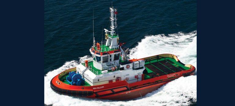 M/TUG SEA FALCON (ex-BOGAZICI 8)