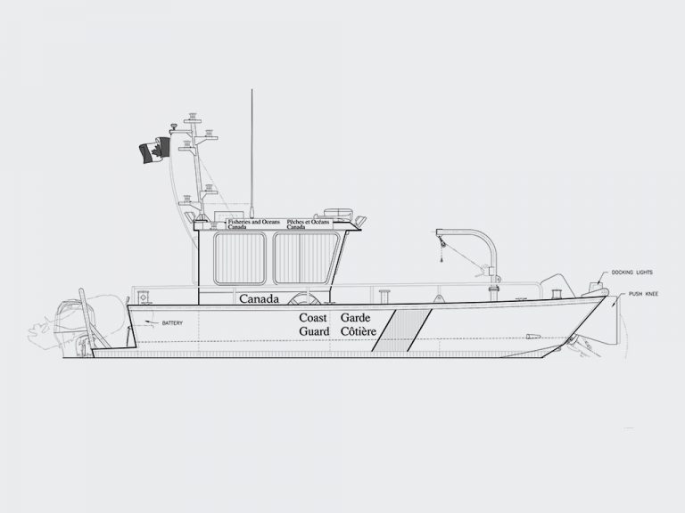 POLLUTION RESPONSE VESSEL-II / RAL