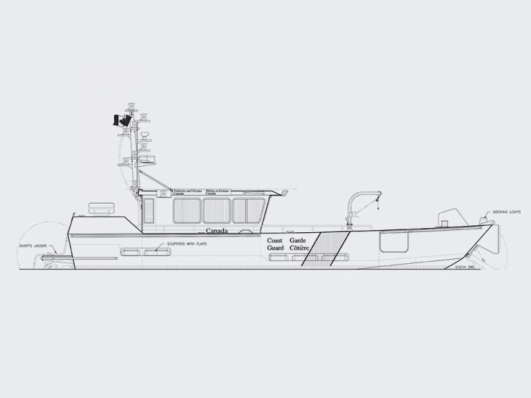 POLLUTION RESPONSE VESSEL-III / RAL