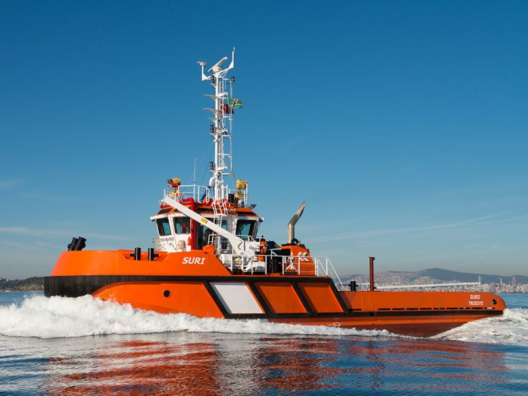 ANTI-OIL POLLLUTION TUG SURI (ex-BOGAZICI 26)