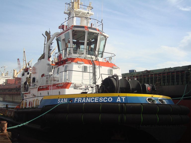 M/TUG SANFRANCESCO AT (ex-BOGAZICI 4)