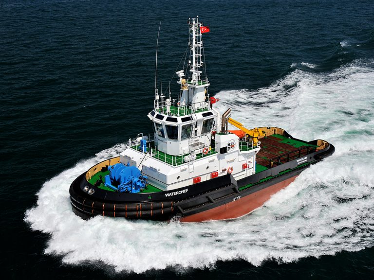 M/TUG WATERCHIEF (ex-BOGAZICI 7)