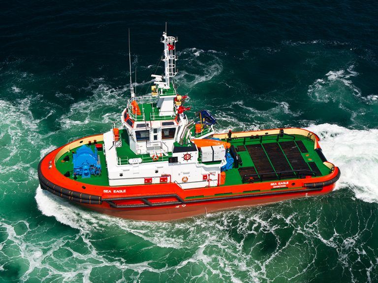 M/TUG SEA EAGLE (ex-BOGAZICI 9)